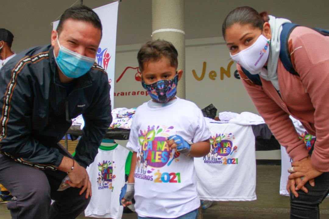 DPD acompañó a temporadistas en Teleférico Waraira Repano en Caracas