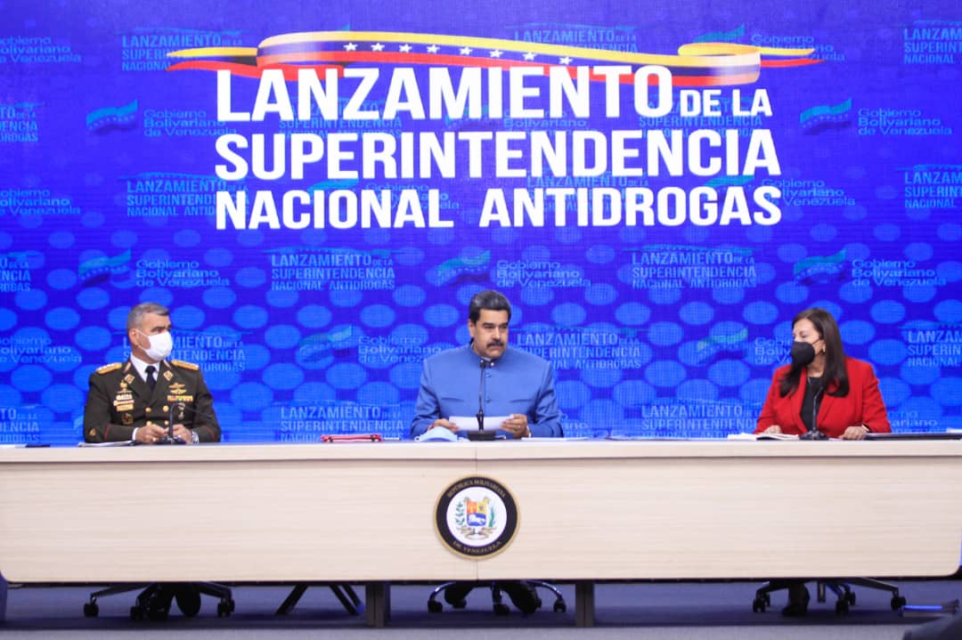 Creada Superintendencia Nacional Antidrogas para combatir el tráfico ilícito de drogas