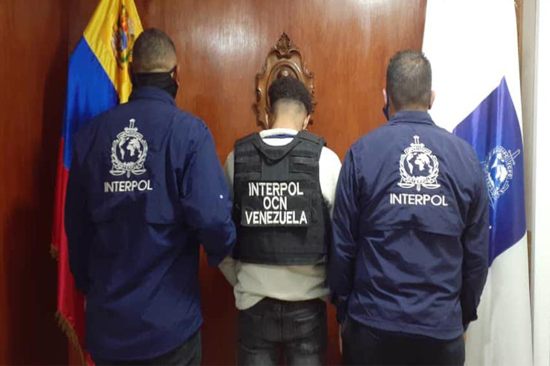 Extraditado desde España Luis Ruiz implicado en homicidio calificado