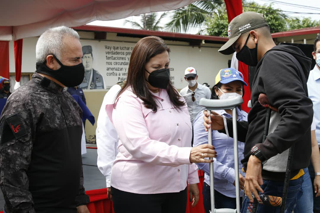 Misión Guardianes de la Patria benefició a más de 13 mil personas en Táchira