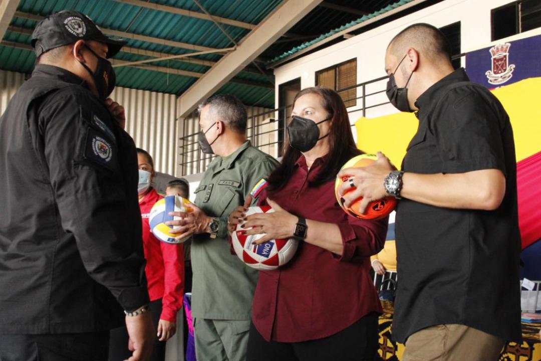 Fona participó en Jornada Integral Social organizada por el Mpprijp en el estado Zulia