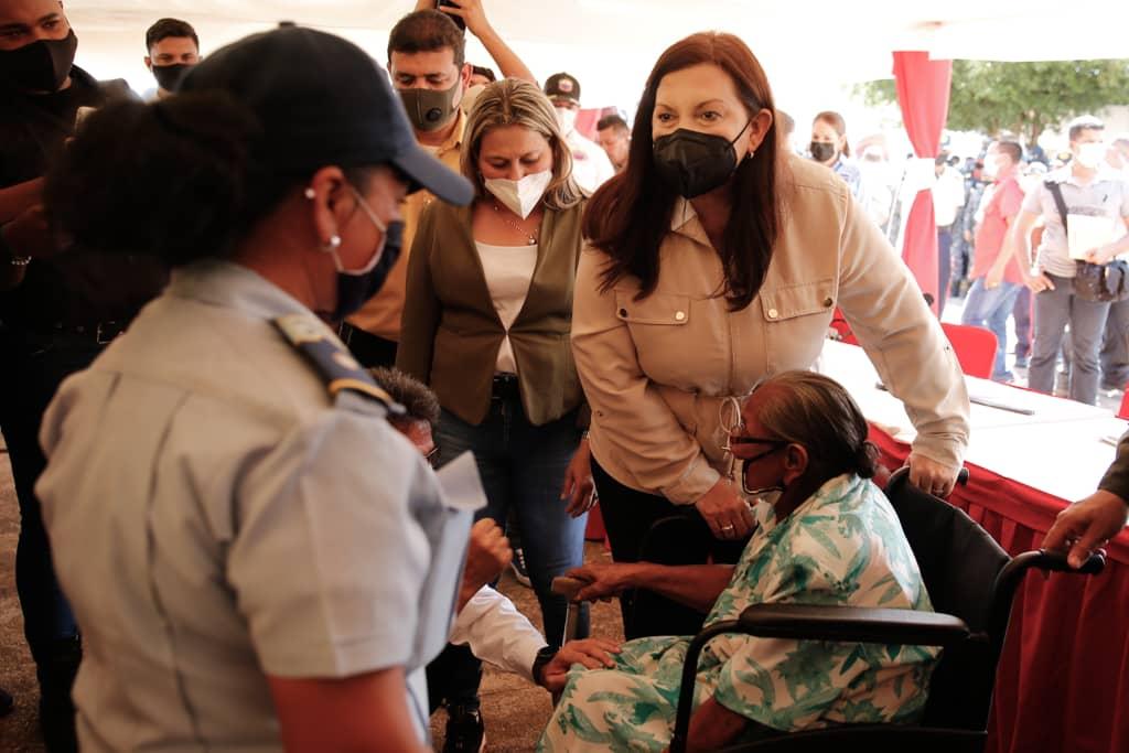 En perfecta unión cívico-militar-policial se desarrolló Jornada Integral Social en Amazonas