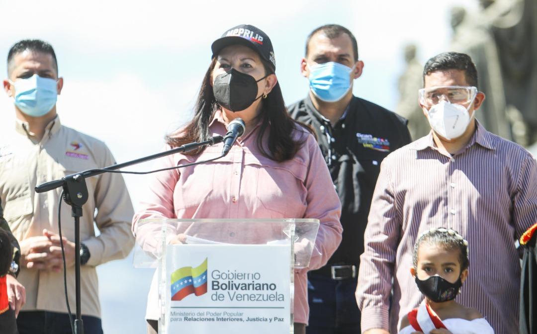 Desplegados más de 148 mil funcionarios para garantizar la paz y seguridad en estos Carnavales Bioseguros 2021