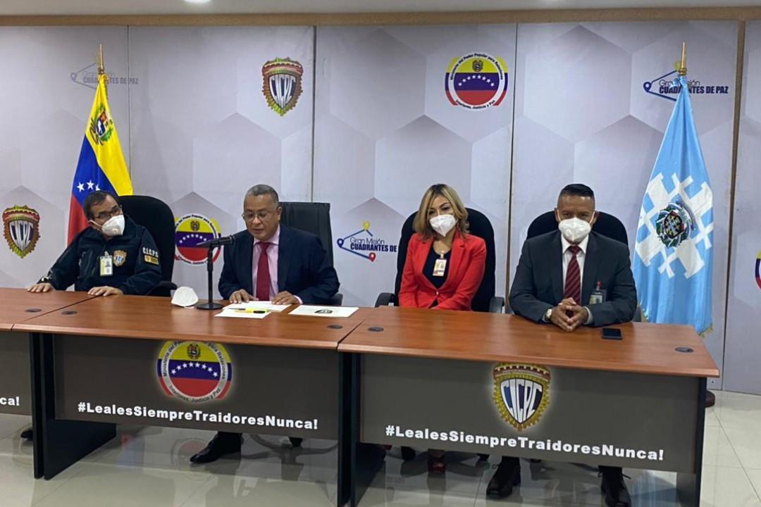 Cicpc esclareció cinco casos que causaron conmoción nacional
