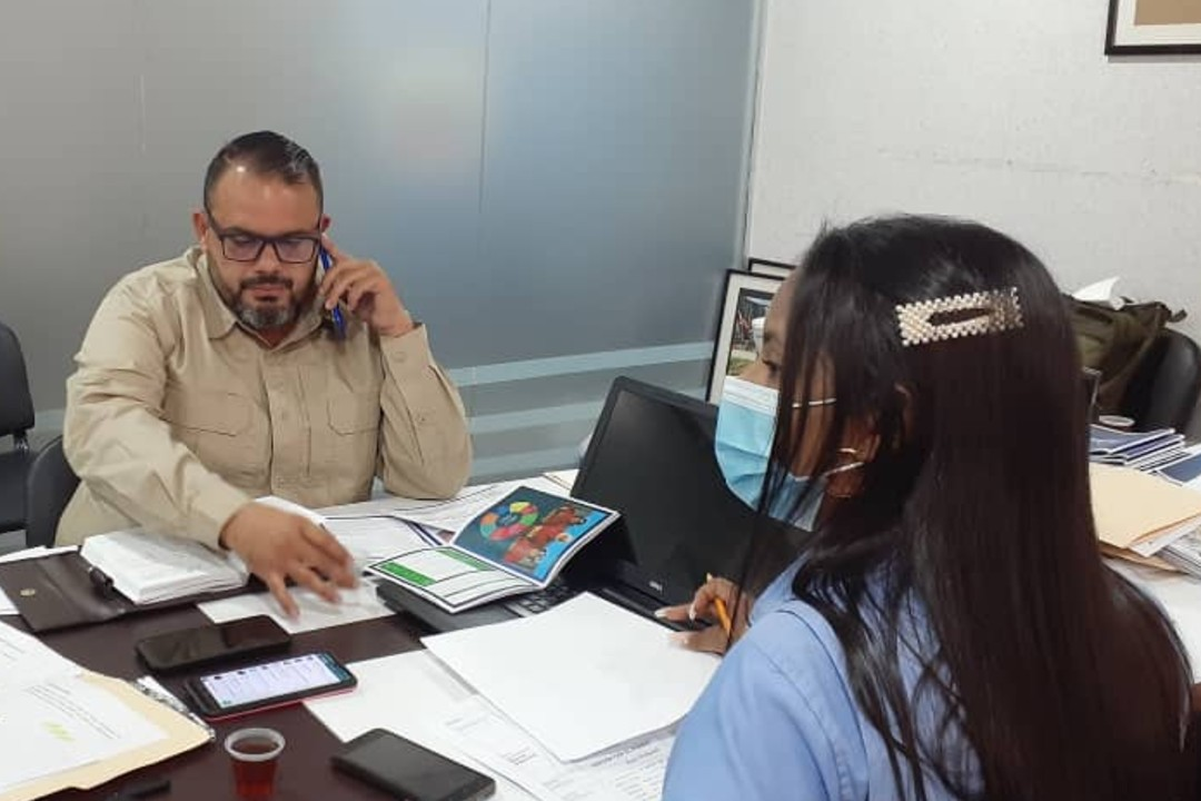 """Entregados 708 teléfonos celulares para la activación de la App """"Cuadrantes de Paz"""""""