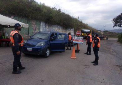 Retenidos más de 3 mil vehículos en operativos policiales en el país