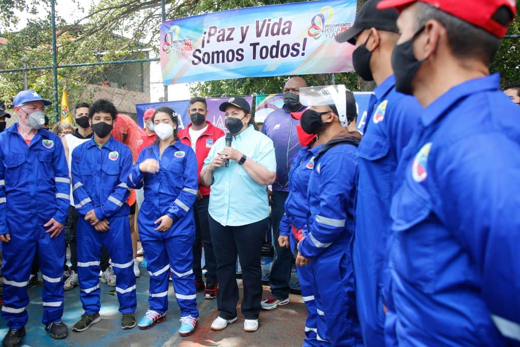 Plan Caracas Patriota, Bella y Segura recuperará 200 canchas deportivas