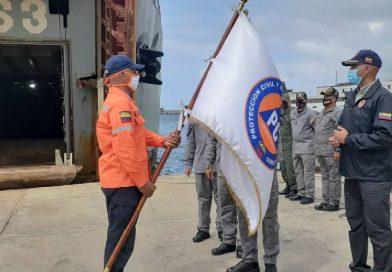 Arriba al país Fuerza de Tarea Humanitaria Simón Bolívar trasapoyo a San Vicente y las Granadinas