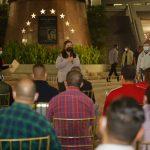 Supervisan obras del Plan Caracas Patriota, Bella y Segura