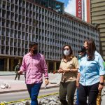 Caracas Patriota, Bella y Segura articula con los Cuadrantes de Paz