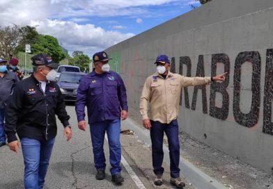 Plan Caracas Patriota, Bella y Segura recupera avenida Boyacá
