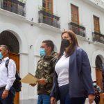 Vicepresidenta Sectorial Carmen Meléndez evalúa Ruta Histórica de El Libertador Simón Bolívar en Caracas