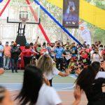 Inaugurada III edición de los Juegos Comunales Caracas - Caribe 2021