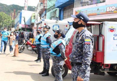 PNB captura a 506 personas en dispositivos de seguridad en el territorio nacional
