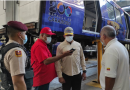 Órganos de seguridad evalúan estrategias en el sistema Metro y Ferrocarril
