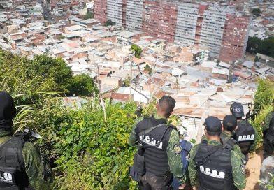 Gobierno nacional: Continúa desplegado operativo de seguridad en Caracas