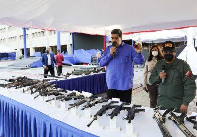 Operación Gran Cacique Indio Guaicaipuro avanza en la protección y garantía de la Paz
