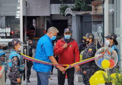 Inaugurada Farmapatria para beneficio funcionarios policiales
