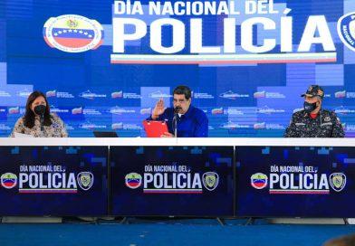 12.341 ascensos y 4.193 graduados en acto central por Día Nacional del Policía