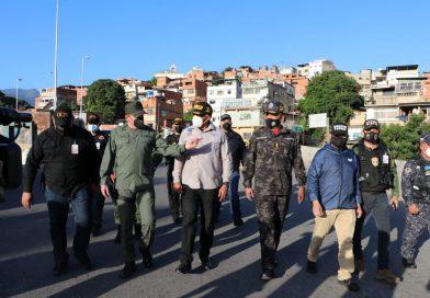Más de 2.200 funcionarios desplegados en Operación Gran Cacique Indio Guaicaipuro en Petare
