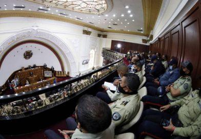Aprobada por unanimidad en primera discusión Ley Guardianes de la Patria