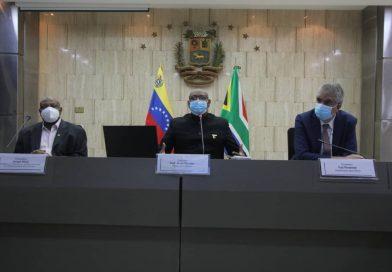 """Encuentro organizado por Incodir destaca """"Pensamiento de Nelson Mandela en tiempos de Revolución"""""""