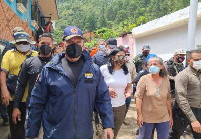 Gobierno Nacional instala Comando Único en Mérida para atender afectaciones por lluvias