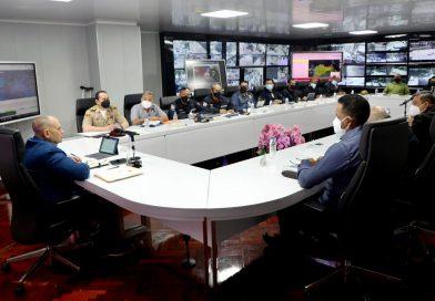 Vicepresidente Sectorial Remigio Ceballos afina estrategias para combatir el secuestro en el país
