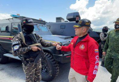 A/J Ceballos afina estrategias para fortalecer la seguridad ciudadana en el país