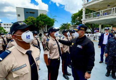 Vicepresidente Sectorial Ceballos Ichaso inaugura imprenta y proveeduría de la Unes de Caracas
