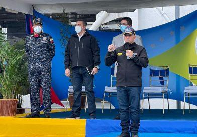 Ceballos Ichaso informó que fue Interceptada aeronave destinada al narcotráfico