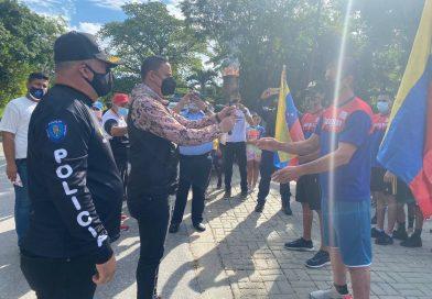 Abordaje del Frente Preventivo en el estado Aragua con la participación activa de la DPD