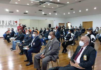 Funcionarios de seguridad comprometidos con los principios de actuación policial y garantías del detenido