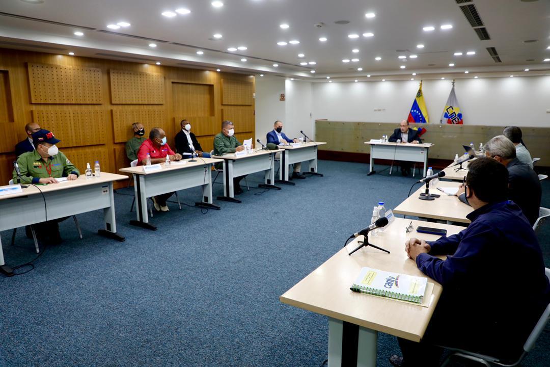 Garantizada la seguridad y resguardo en 14.262 centros electorales para megaelecciones del 21-N