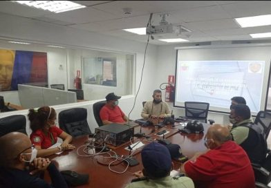 VEN 9-1-1 Altos Mirandinos: Fortaleciendo enlaces con los organismos de seguridad