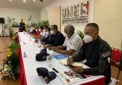 Unes y la Cruz Roja Internacional contribuyen en la formación para el ejercicio de la función policial